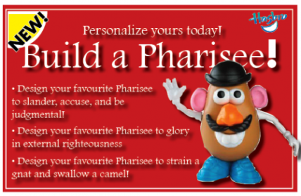 build-a-pharisee