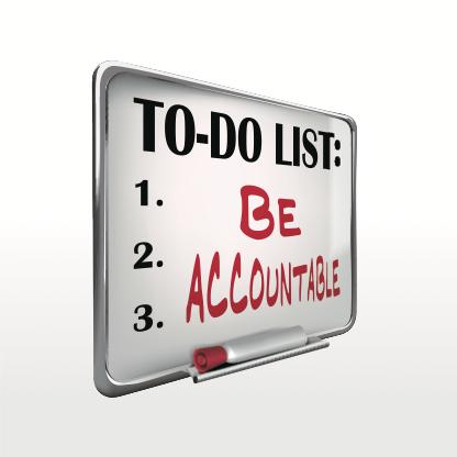 accountable