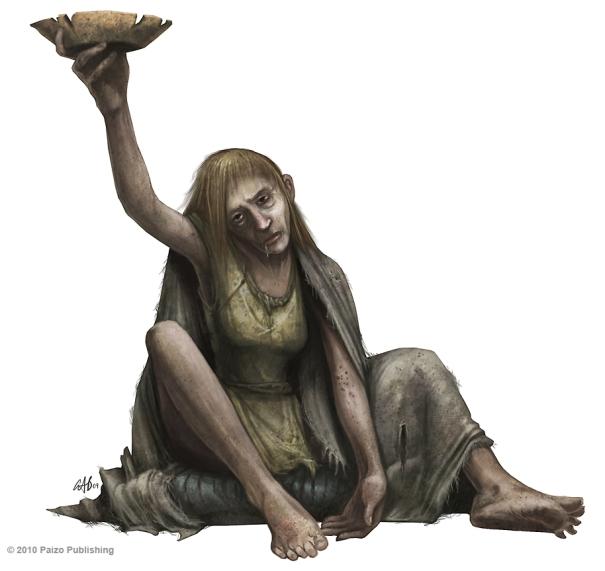 street-beggar