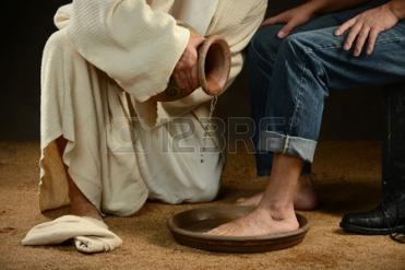 feet wash